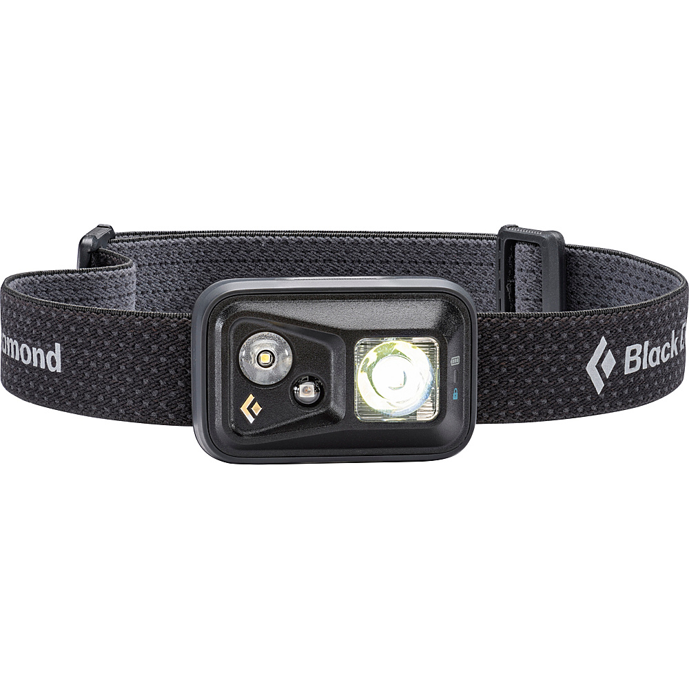 Black Diamond Spot Headlamp Black - Black Diamond Outdoor Accessories - Outdoor, Outdoor Accessories