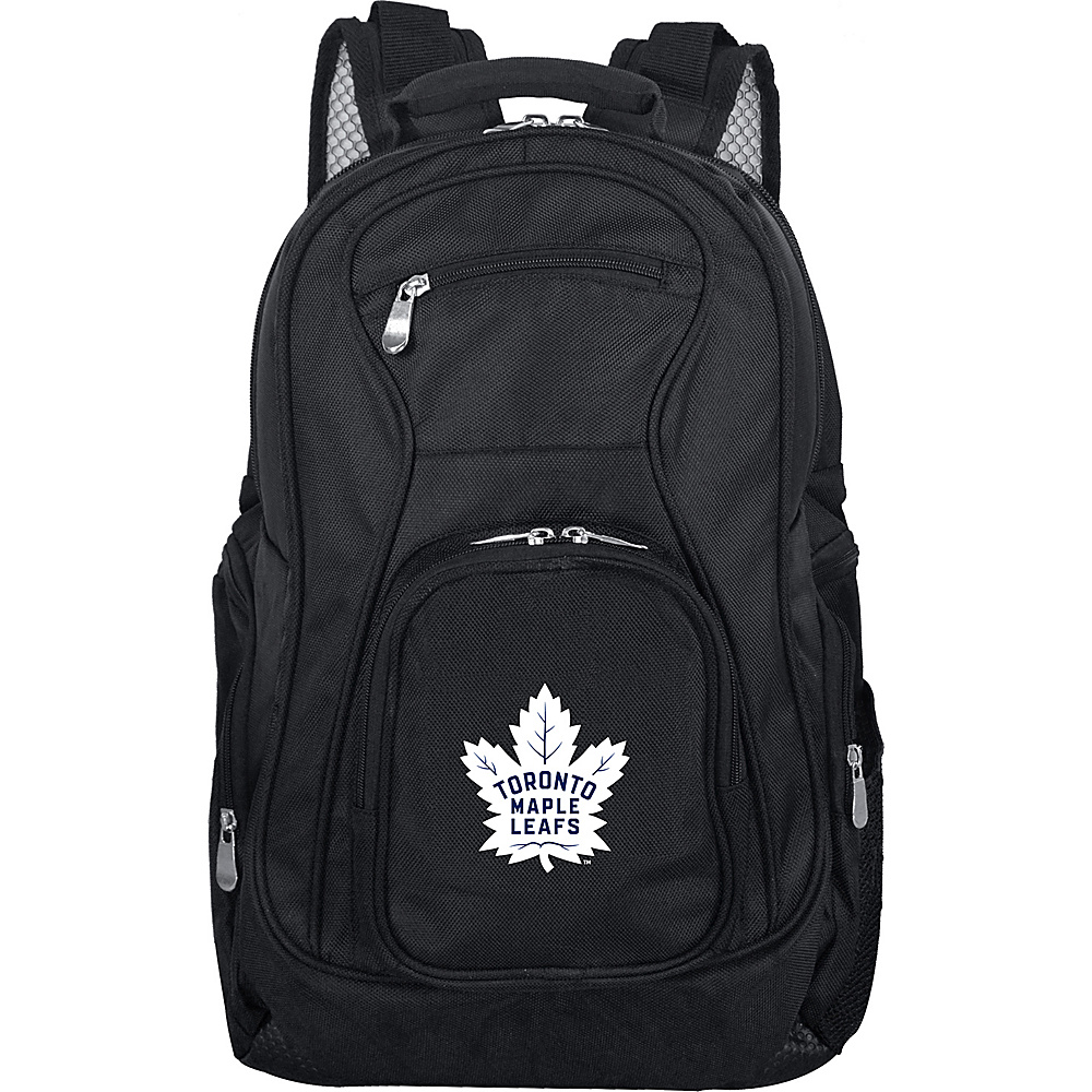 MOJO Denco NHL Laptop Backpack Toronto Maple Leafs - MOJO Denco Business & Laptop Backpacks - Backpacks, Business & Laptop Backpacks