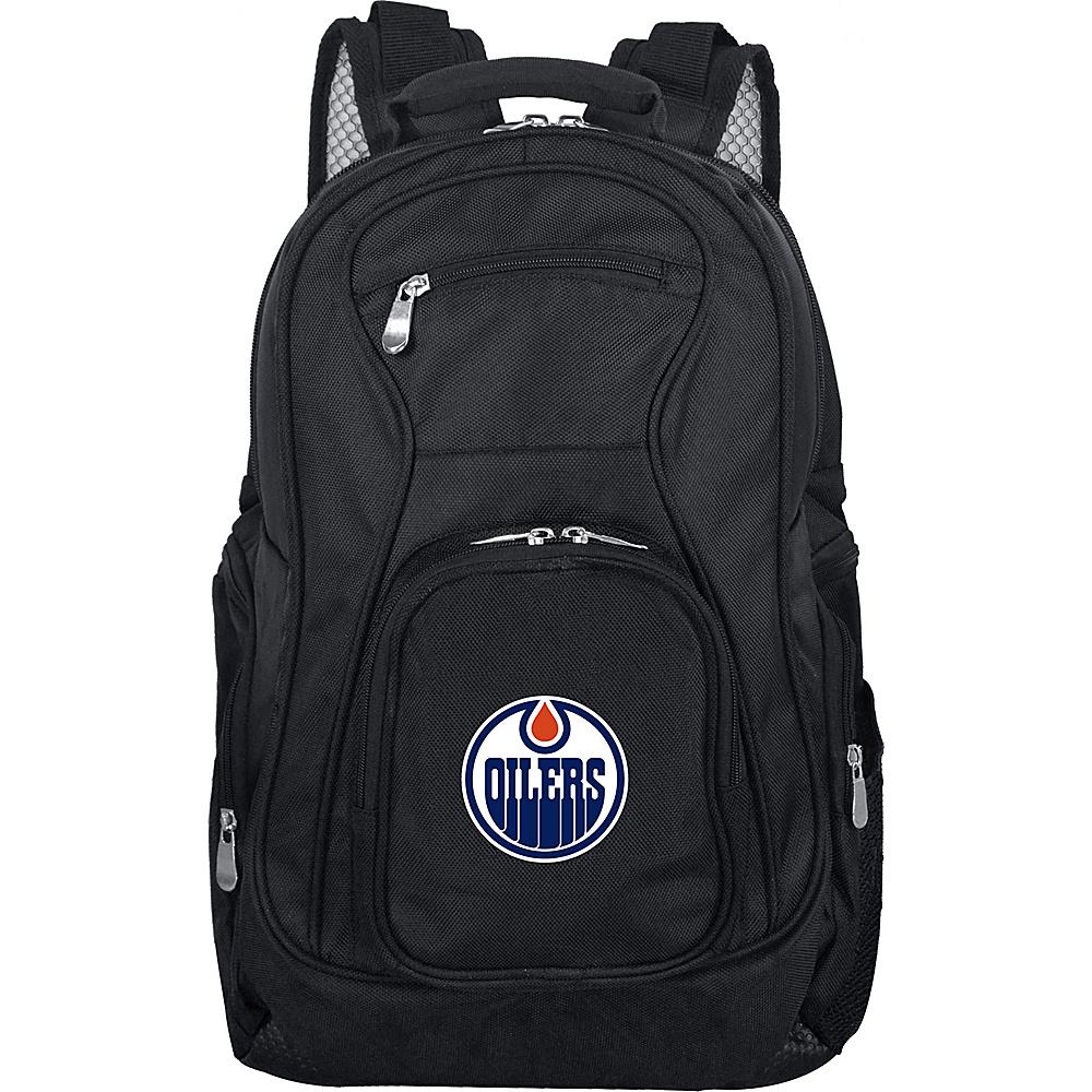 MOJO Denco NHL Laptop Backpack Edmonton Oilers - MOJO Denco Business & Laptop Backpacks - Backpacks, Business & Laptop Backpacks