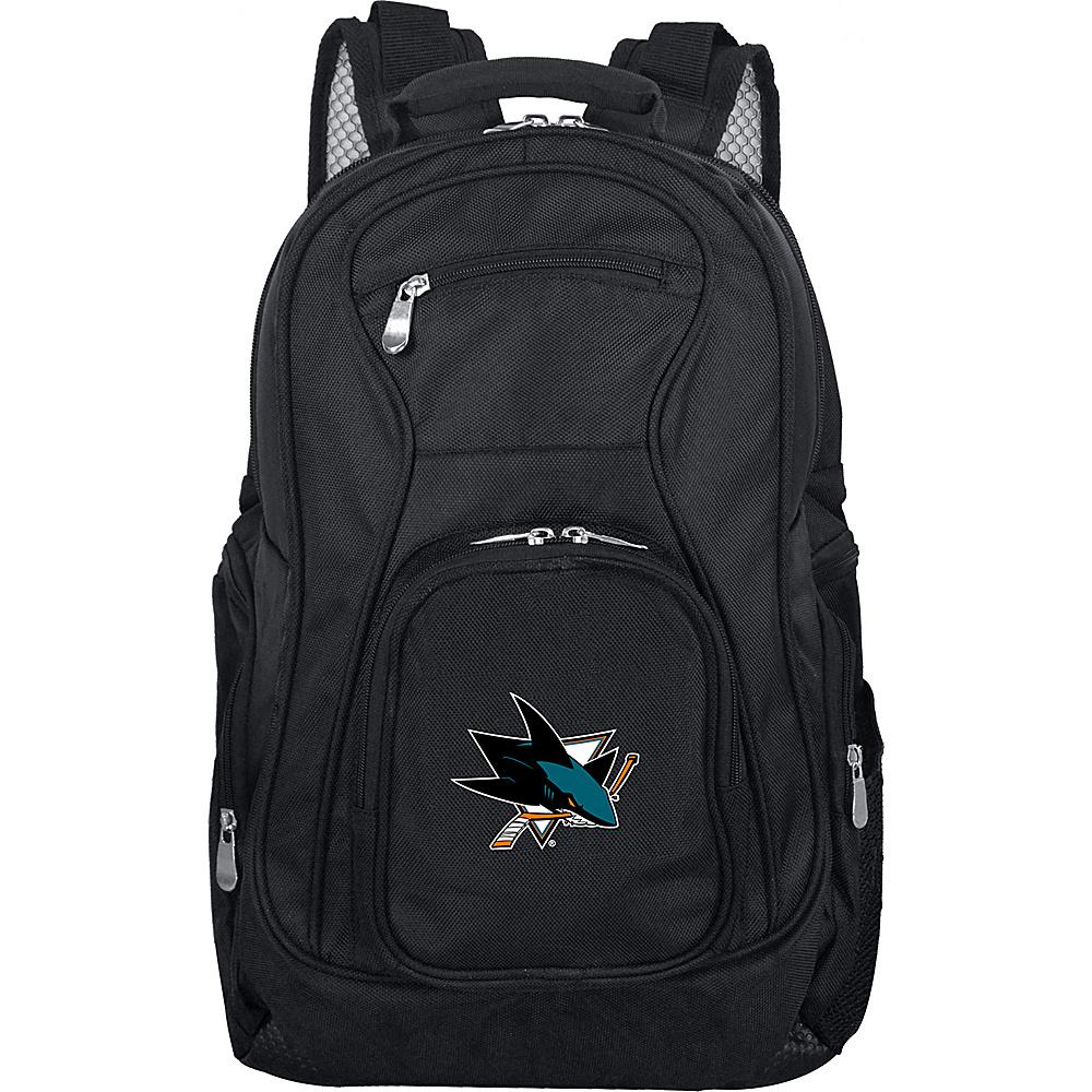 MOJO Denco NHL Laptop Backpack San Jose Sharks - MOJO Denco Business & Laptop Backpacks - Backpacks, Business & Laptop Backpacks