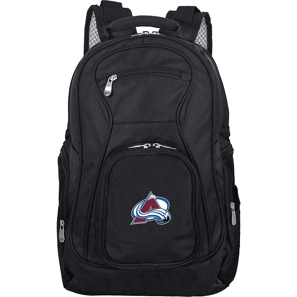 MOJO Denco NHL Laptop Backpack Colorado Avalanche - MOJO Denco Business & Laptop Backpacks - Backpacks, Business & Laptop Backpacks