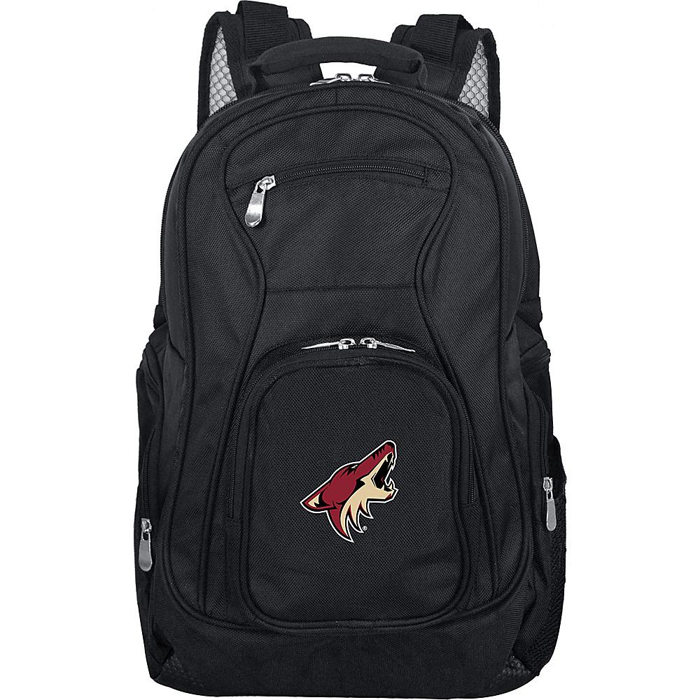 MOJO Denco NHL Laptop Backpack Phoenix Coyotes - MOJO Denco Business & Laptop Backpacks - Backpacks, Business & Laptop Backpacks