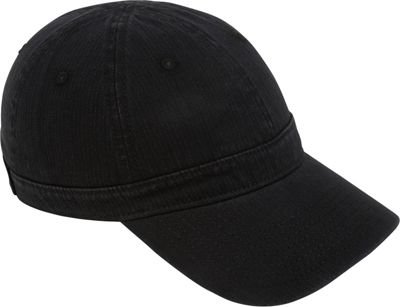 A Kurtz Mechanics Baseball Cap One Size - Black - A Kurtz Hats/Gloves/Scarves