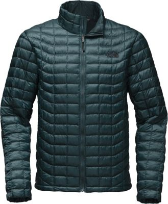 The North Face Mens Thermoball Jacket L - Conquer Blue - The North Face Men's Apparel