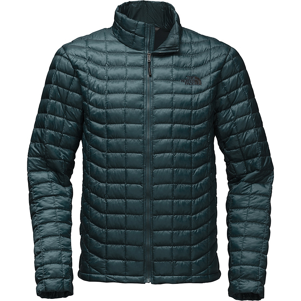 The North Face Mens Thermoball Jacket XL - Conquer Blue - The North Face Mens Apparel - Apparel & Footwear, Men's Apparel
