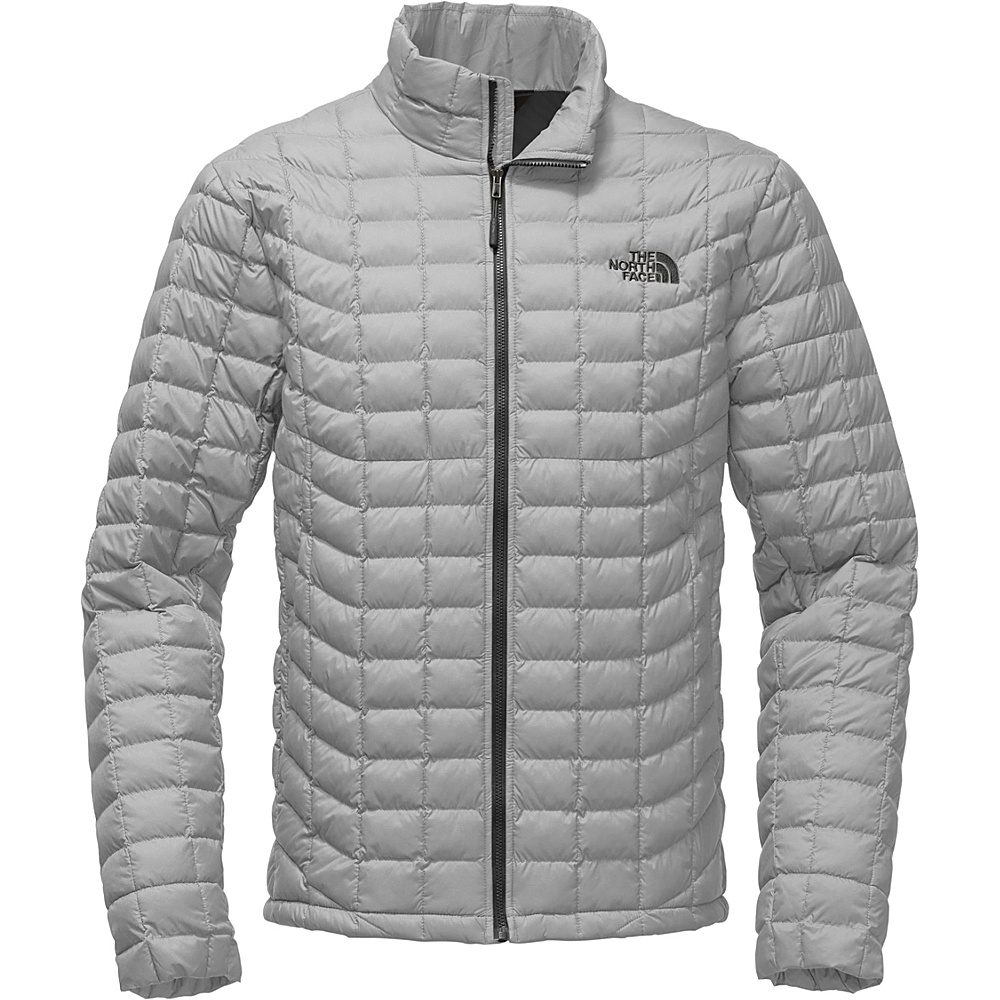 The North Face Mens Thermoball Jacket S - Monument Grey Matte - The North Face Mens Apparel - Apparel & Footwear, Men's Apparel