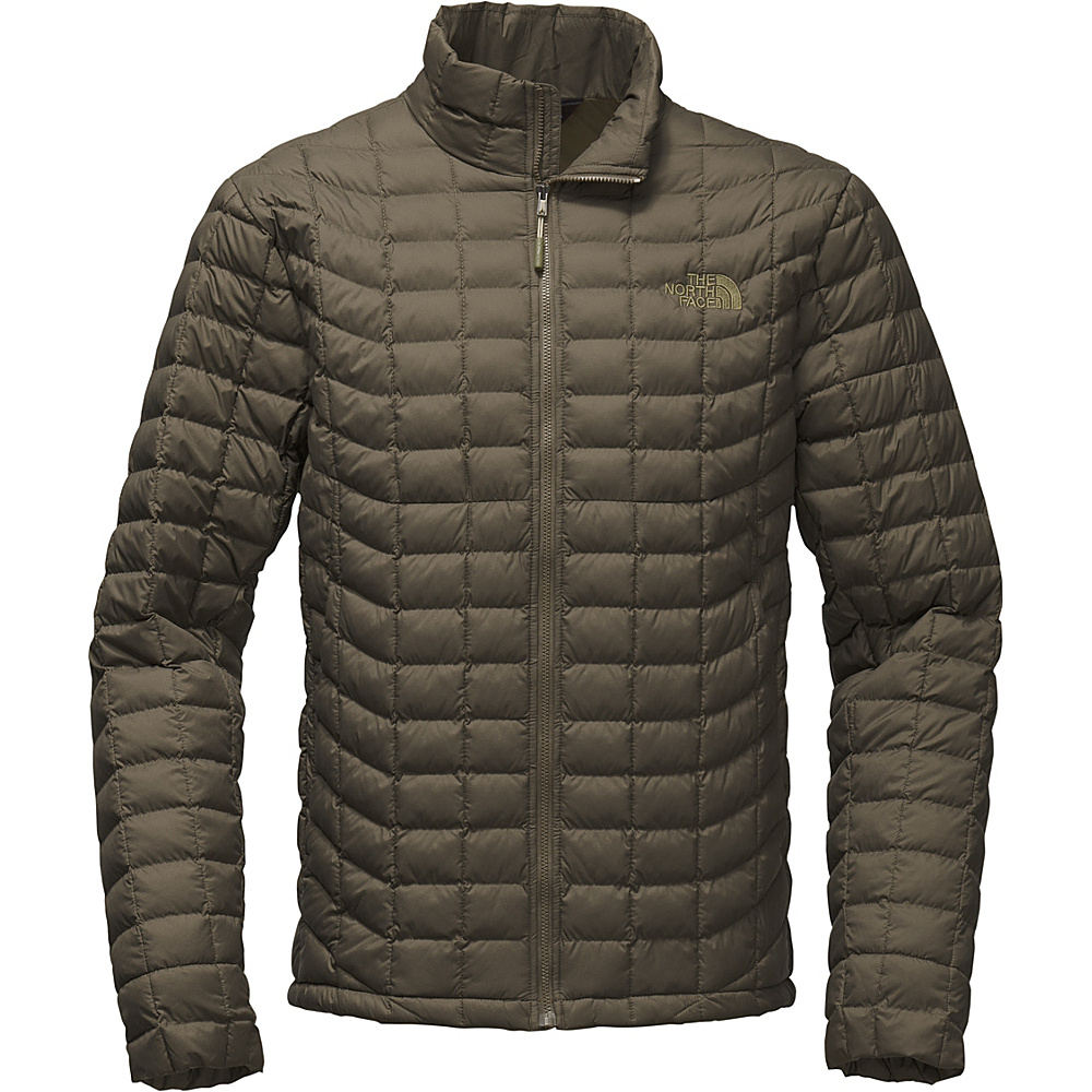 The North Face Mens Thermoball Jacket XXL - New Taupe Green Matte - The North Face Mens Apparel - Apparel & Footwear, Men's Apparel