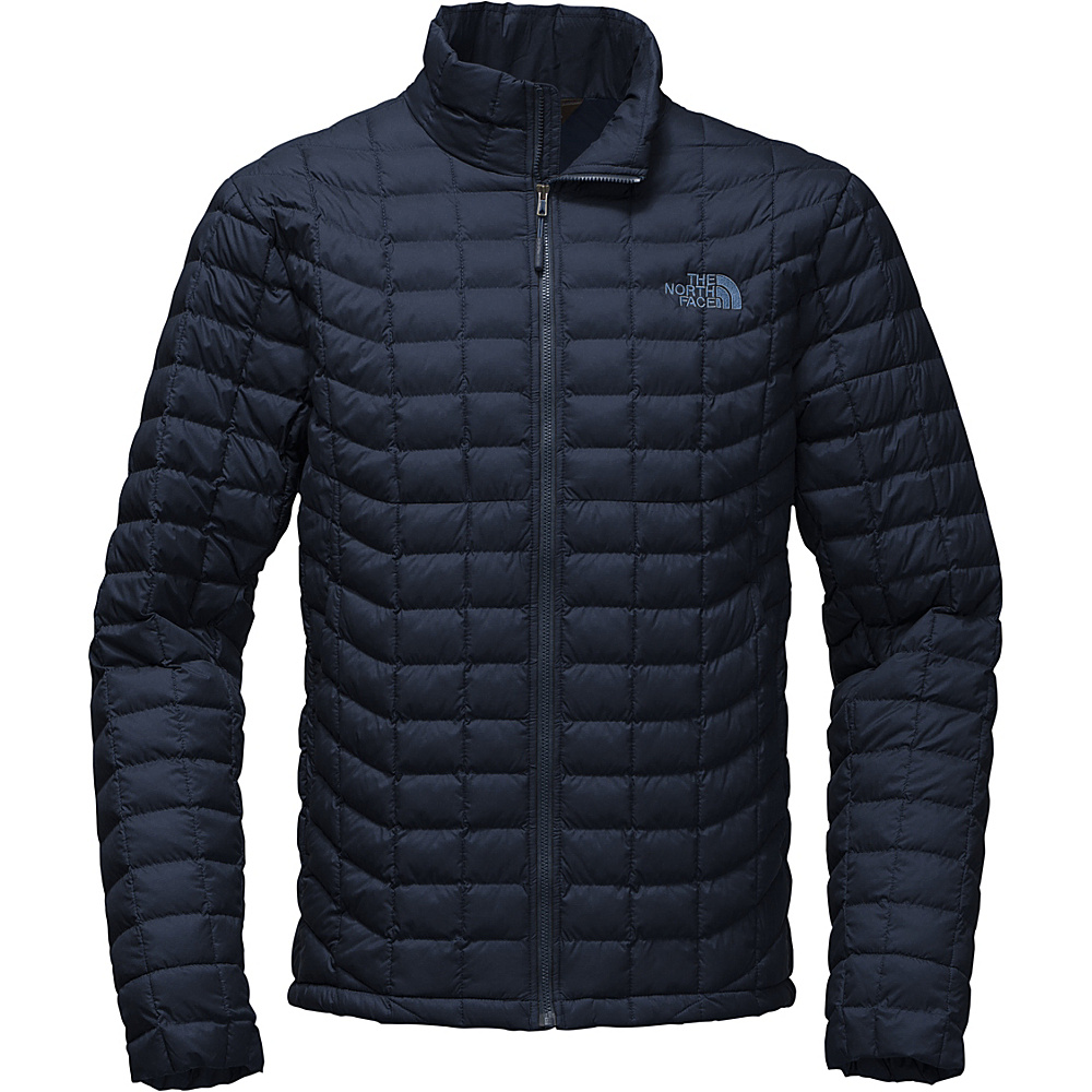 The North Face Mens Thermoball Jacket S - Urban Navy Matte - The North Face Mens Apparel - Apparel & Footwear, Men's Apparel
