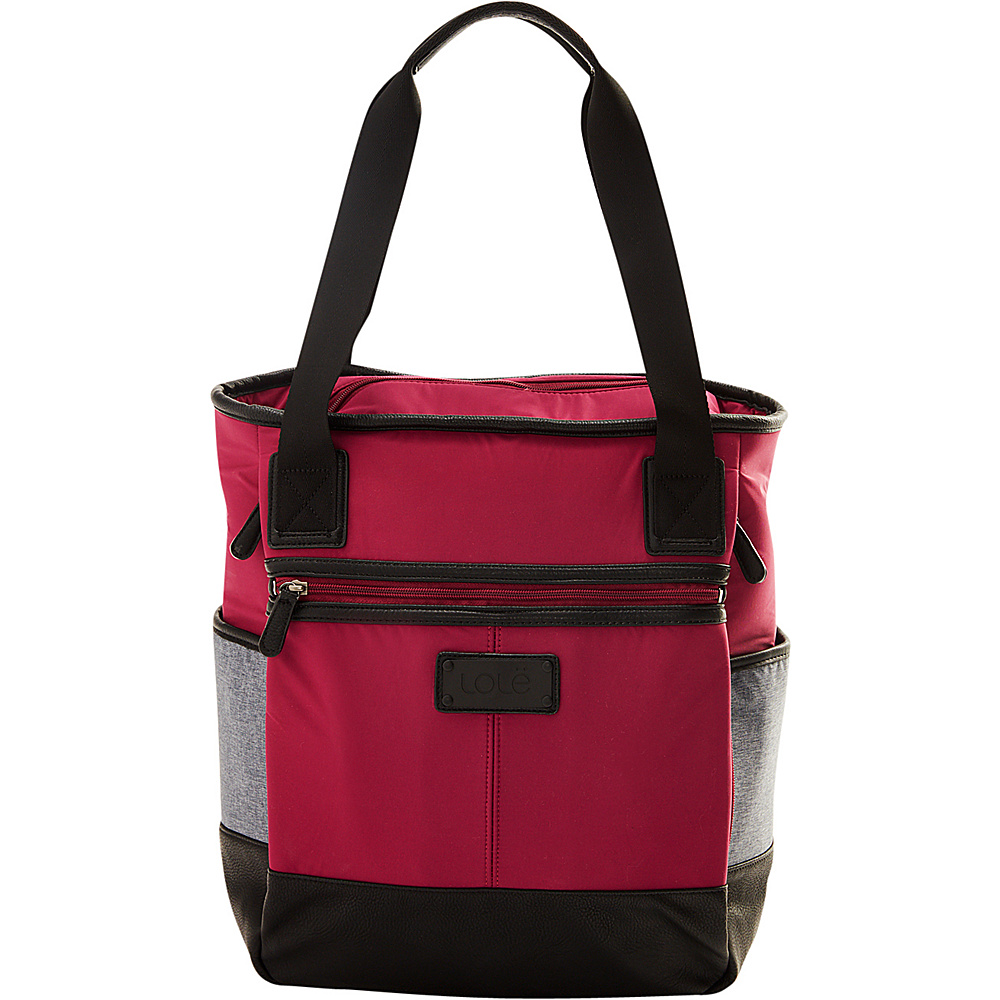 Lole Lily Bag Dark Berry - Lole Gym Bags - Sports, Gym Bags