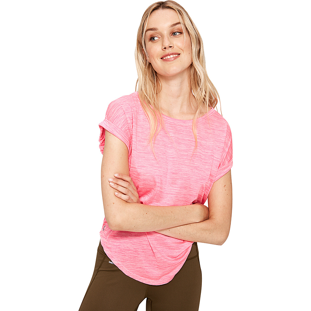 Lole Alanah Top XL - Hot Pink - Lole Womens Apparel - Apparel & Footwear, Women's Apparel