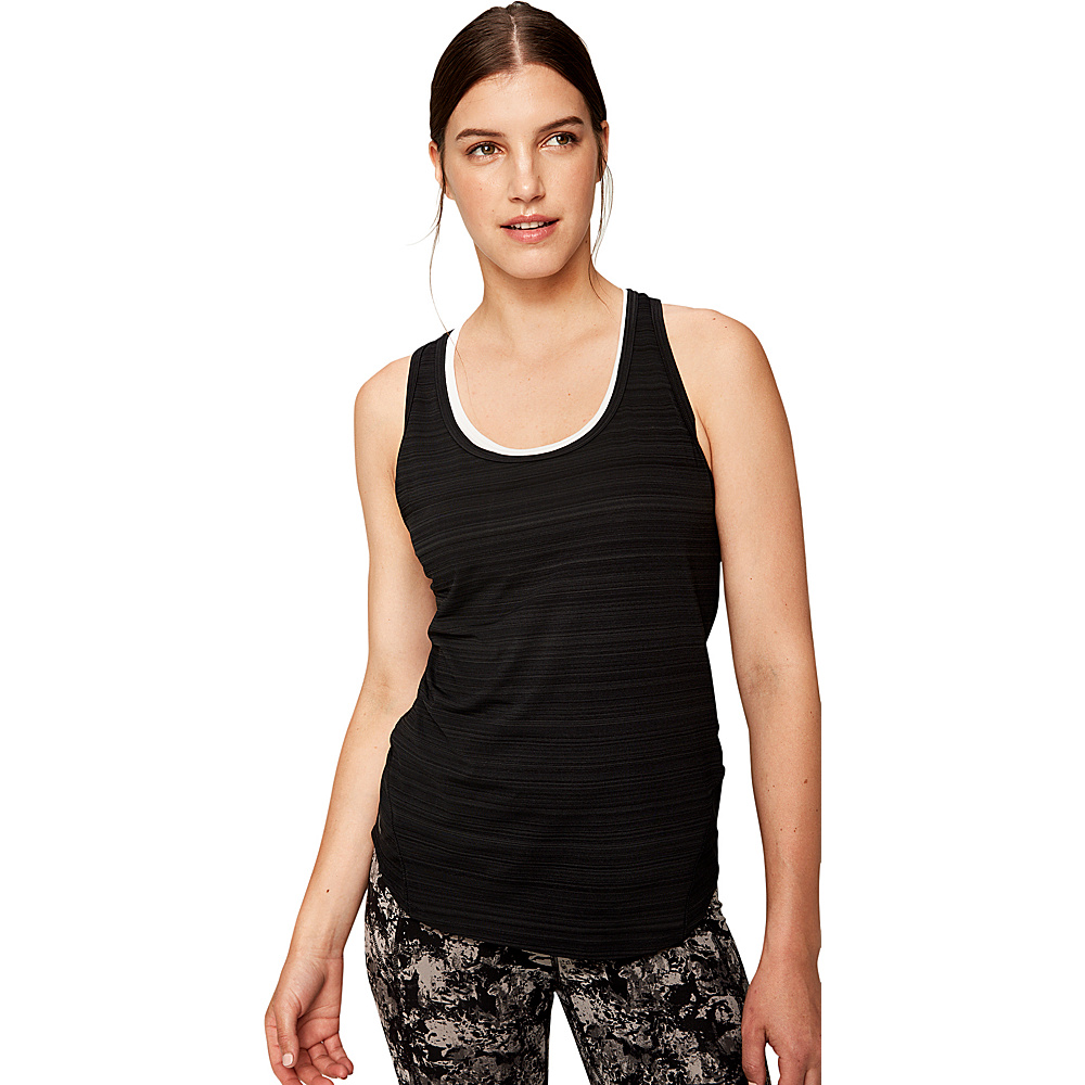 Lole Twist Tank S - Black - Lole Womens Apparel - Apparel & Footwear, Women's Apparel
