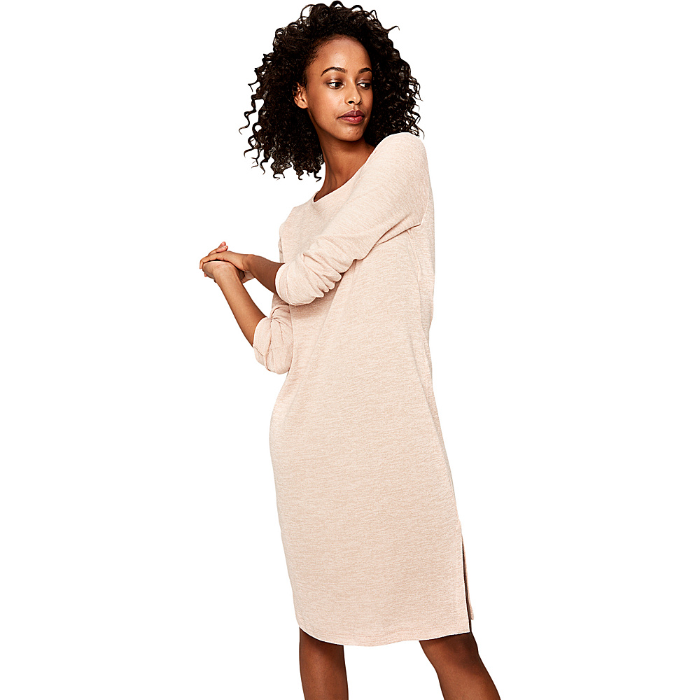 Lole Marley Dress XS - Pink Sand Heather - Lole Womens Apparel - Apparel & Footwear, Women's Apparel
