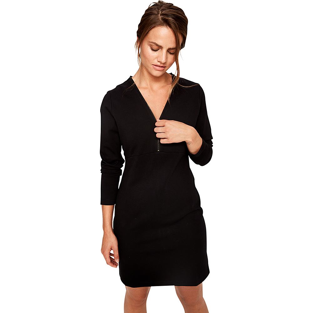 Lole Babe Robe Dress XS - Black - Lole Womens Apparel - Apparel & Footwear, Women's Apparel