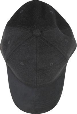 Quagga Green Jetset Baseball Cap One Size - Black - Quagga Green Hats/Gloves/Scarves