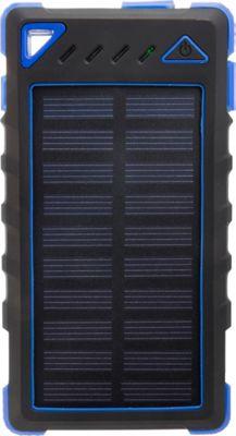 Zunammy 8000 mAh Solar Power Bank Blue - Zunammy Portable Batteries & Chargers