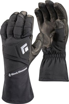 Black Diamond Enforcer Gloves S - Black - Black Diamond H...