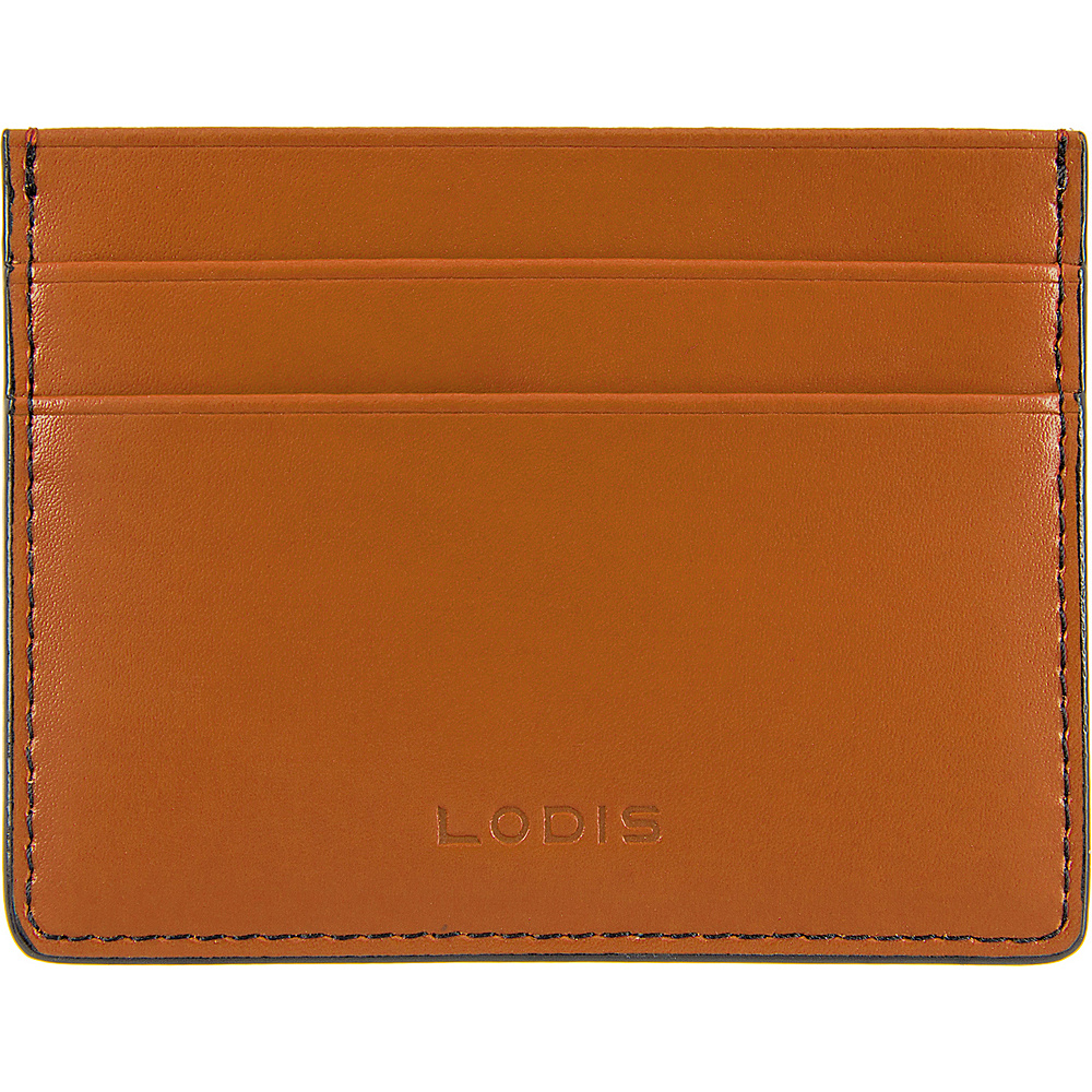 Lodis Audrey RFID Mini ID Card Case Toffee - Lodis Womens Wallets - Women's SLG, Women's Wallets