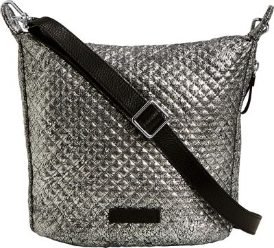 Vera Bradley Carson Mini Hobo Crossbody Mist - Vera Bradley Fabric Handbags