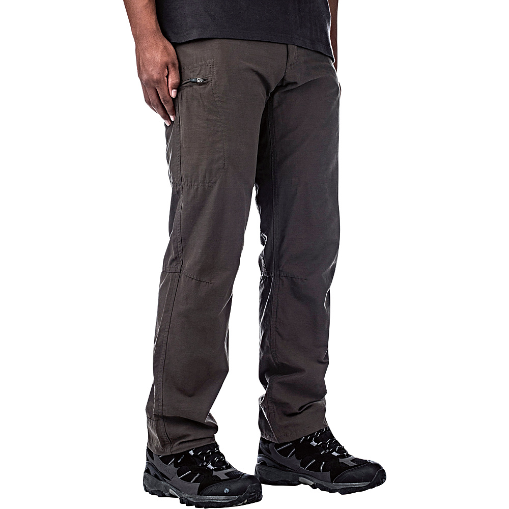 Craghoppers Kiwi Trek Trousers 32 - Regular - Bark - Craghoppers Mens Apparel - Apparel & Footwear, Men's Apparel