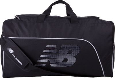 New Balance New Balance LG Training Day Duffel II Black - New Balance Gym Duffels