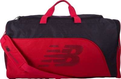 New Balance New Balance LG Training Day Duffel II Team Red - New Balance Gym Duffels