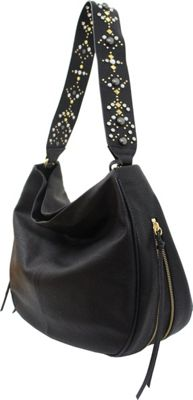 Foley + Corinna Stargazer Avery Hobo Black - Foley + Corinna Manmade Handbags