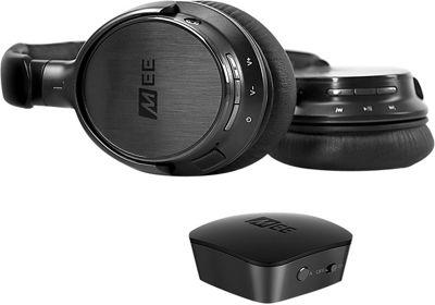 MEE Audio Bluetooth Wireless Headphone System for TV Black - MEE Audio Headphones & Speakers