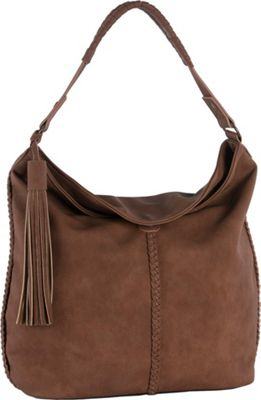 Browning Ashley Concealed Carry Shoulder Bag Brown - Browning Fabric Handbags