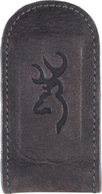 Browning Black Money Clip Black - Browning Men's Wallets