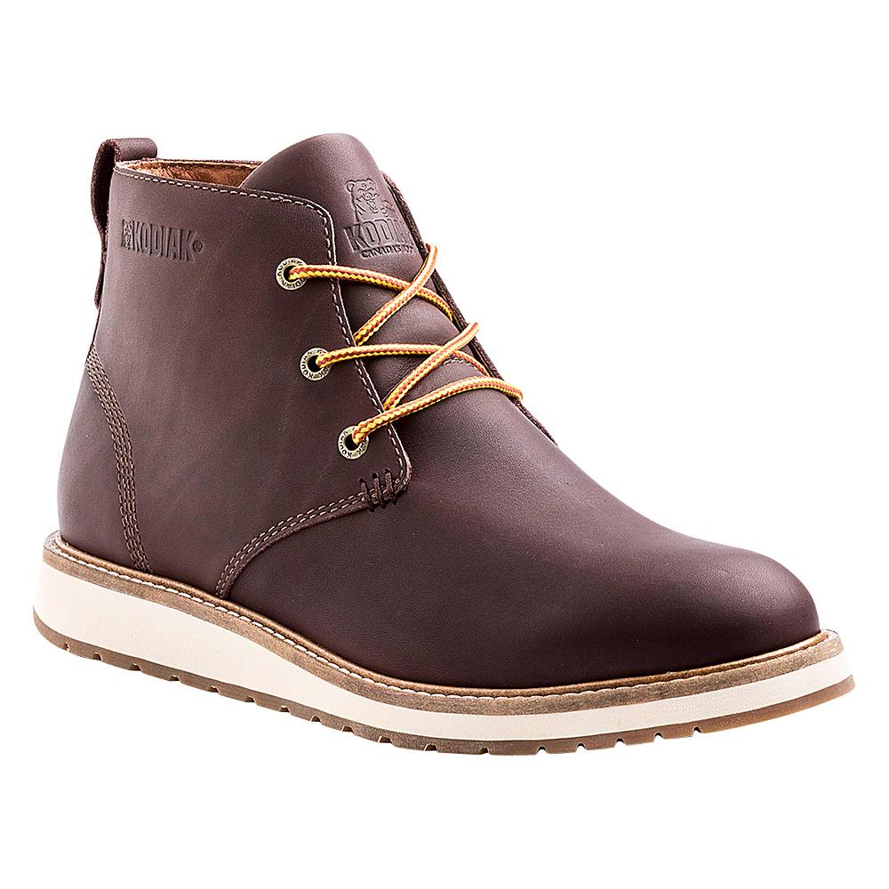 Kodiak Mens Chase Wedge Boot 12 - Brown - Kodiak Mens Footwear - Apparel & Footwear, Men's Footwear