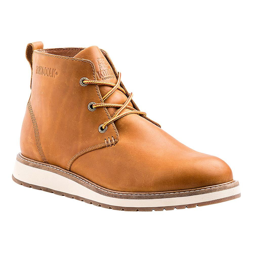 Kodiak Mens Chase Wedge Boot 8 - Caramel - Kodiak Mens Footwear - Apparel & Footwear, Men's Footwear