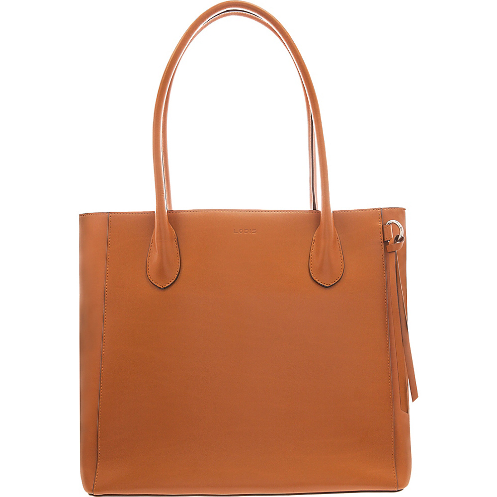 Lodis Audrey Cecily Satchel - Discontinued Colors Toffee - Lodis Leather Handbags - Handbags, Leather Handbags