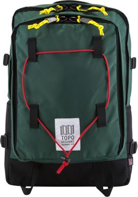 Topo Designs Stack Pack Laptop Backpack Forest - Topo Designs Laptop Backpacks