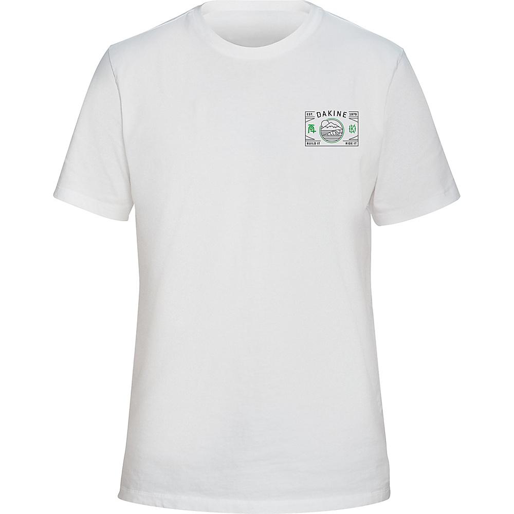 DAKINE Mens Aesmo T-Shirt XL - White - DAKINE Mens Apparel - Apparel & Footwear, Men's Apparel