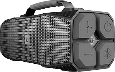 Dreamwave Elemental Speaker Gray - Dreamwave Headphones & Speakers