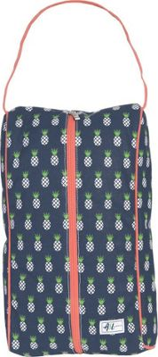 Ame & Lulu A&L Charleston Shoe Bag Pineapple - Ame & Lulu Sports Accessories