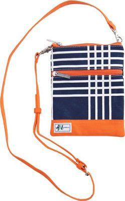 Ame & Lulu A&L Crossbody Carry All Abbey Plaid - Ame & Lulu Sports Accessories