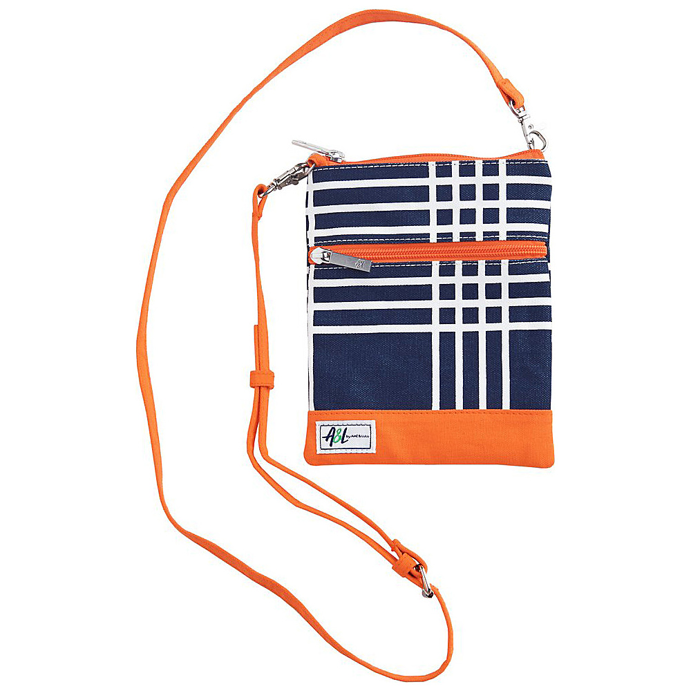 Image of Ame & Lulu A&L Crossbody Carry All Abbey Plaid - Ame & Lulu Sports Accessories