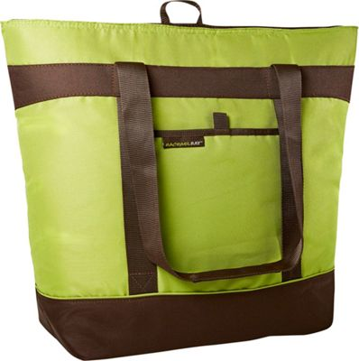 Fit & Fresh Rachael Ray Jumbo ChillOut Thermal Tote Green - Fit & Fresh Outdoor Coolers