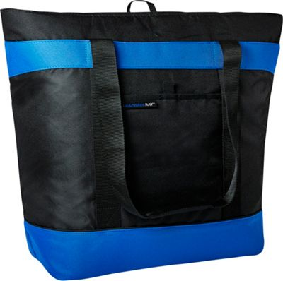 Fit & Fresh Rachael Ray Jumbo ChillOut Thermal Tote Black - Fit & Fresh Outdoor Coolers