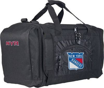 NHL Roadblock Duffel New York Rangers - NHL Gym Duffels