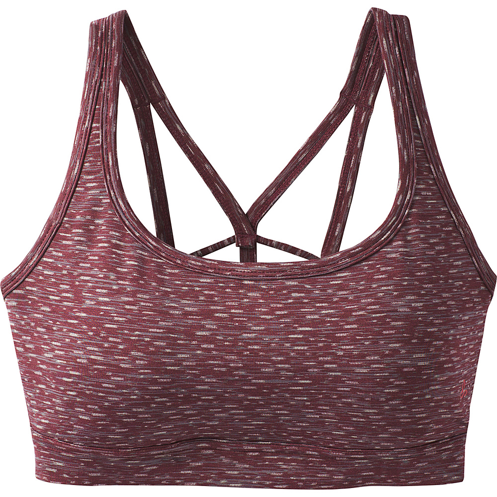PrAna Naturale Bra XL - Thistle Abalone - PrAna Womens Apparel - Apparel & Footwear, Women's Apparel