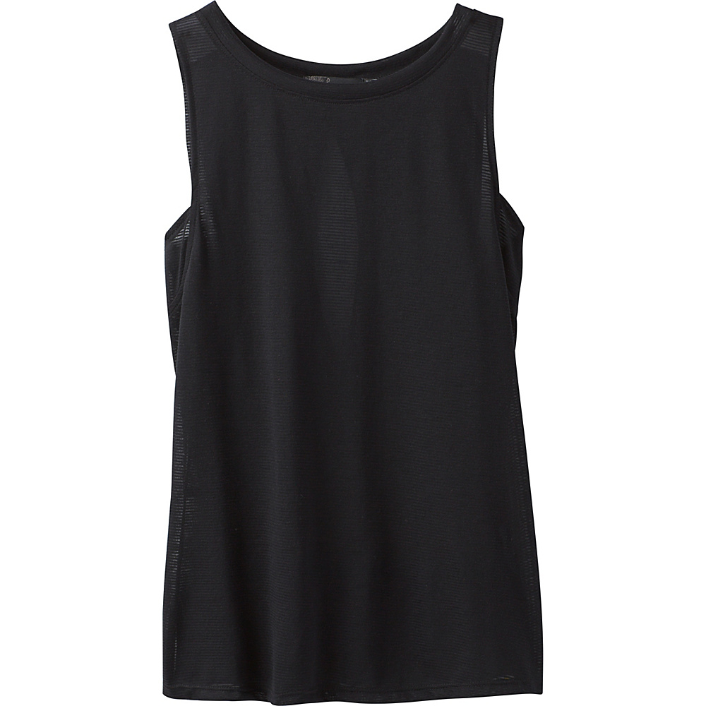 PrAna Alannis Tank XL - Black - PrAna Womens Apparel - Apparel & Footwear, Women's Apparel