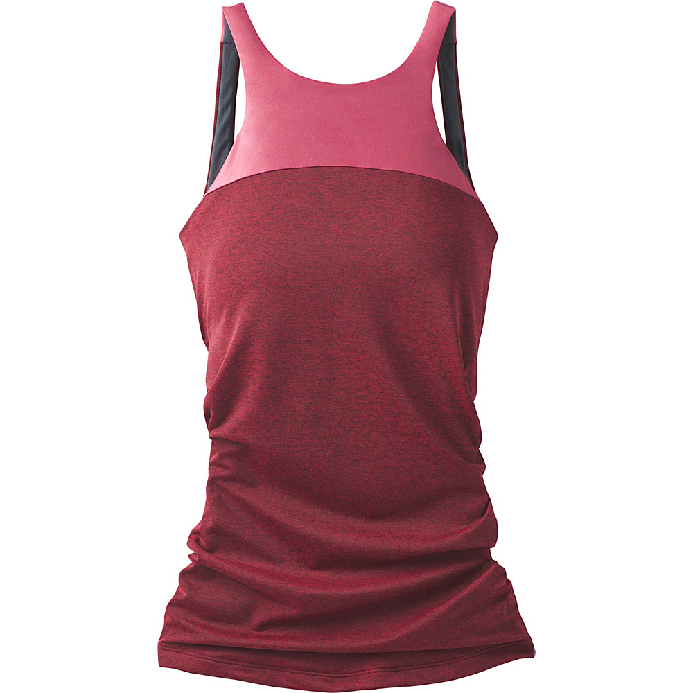 PrAna Catrin Tankini XL - Crimson - PrAna Womens Apparel - Apparel & Footwear, Women's Apparel