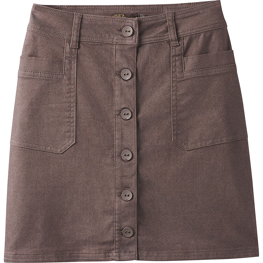 PrAna Kara Skirt 4 - Volcanic Plum - PrAna Womens Apparel - Apparel & Footwear, Women's Apparel
