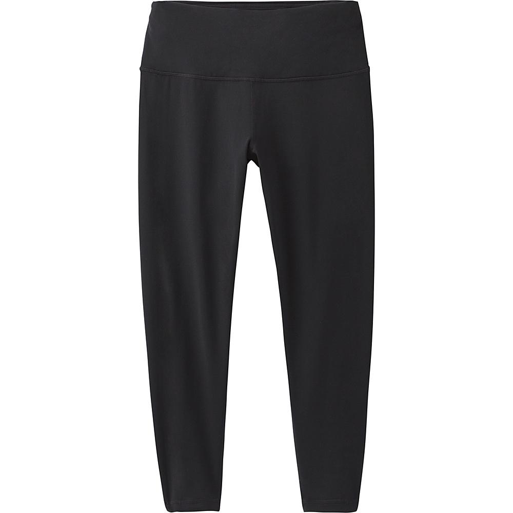PrAna Transform High Waist Capri S - Black - PrAna Womens Apparel - Apparel & Footwear, Women's Apparel