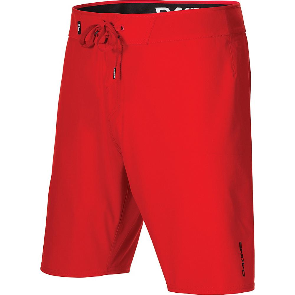 DAKINE Mens Sebastian Boardshort 36 - True Red - DAKINE Mens Apparel - Apparel & Footwear, Men's Apparel