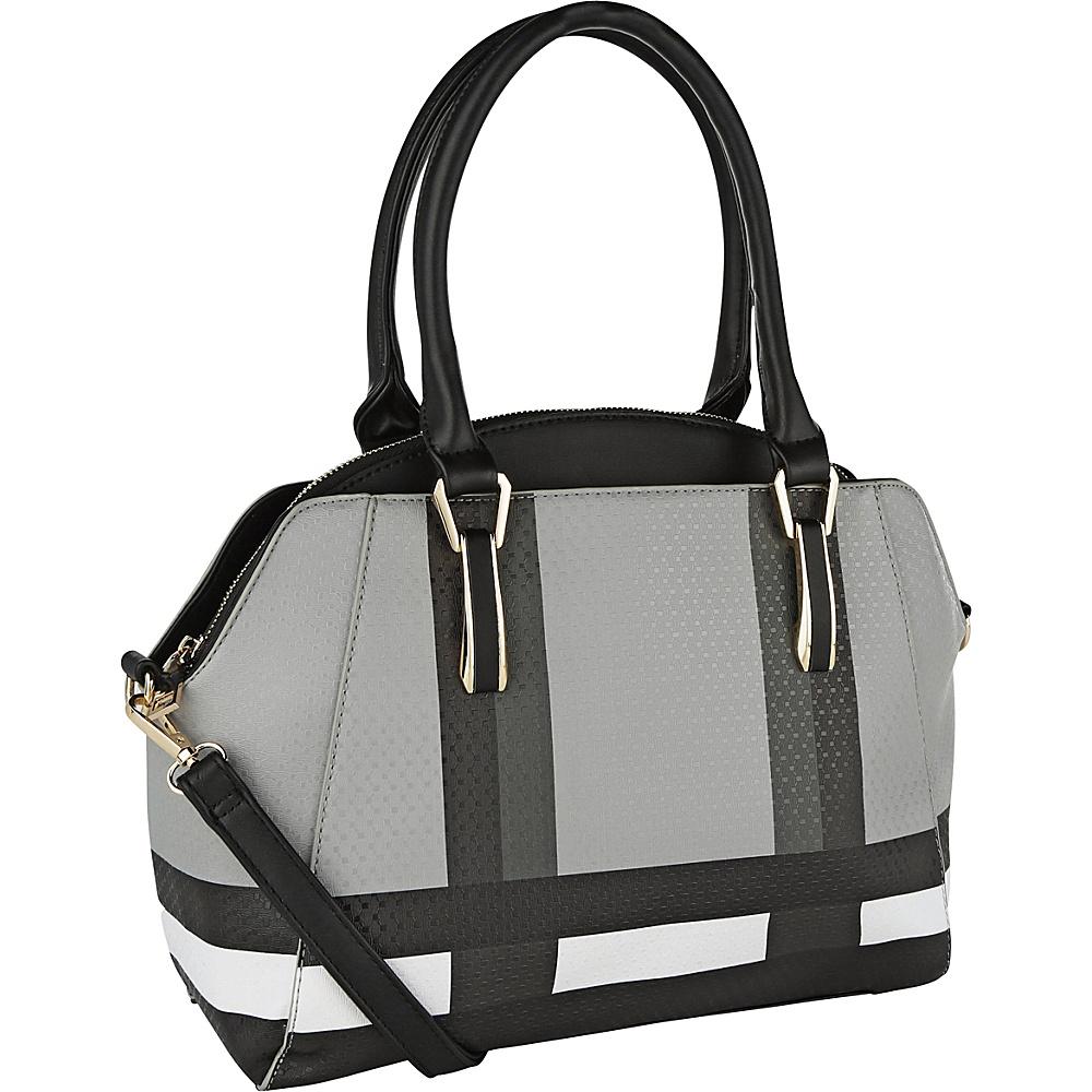 MKF Collection by Mia K. Farrow Demi Tote Black - MKF Collection by Mia K. Farrow Manmade Handbags - Handbags, Manmade Handbags