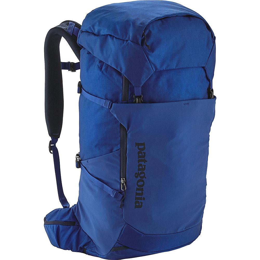 Patagonia Nine Trails Pack 36L Hiking Pack - L/XL Viking Blue - Patagonia Day Hiking Backpacks - Outdoor, Day Hiking Backpacks
