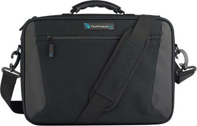 TechProducts 360 Alpha 11 inch Case Black - TechProducts 360 Messenger Bags